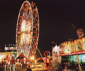 fair, places, and vintage image
