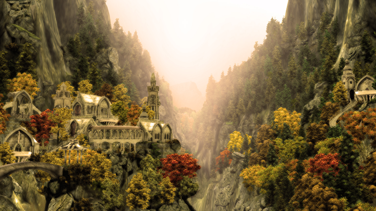 Rivendell Discovered By Anna On We Heart It