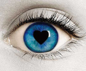 blue, eyes, and heart image