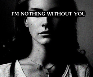 lana del rey, nothing, and black and white image