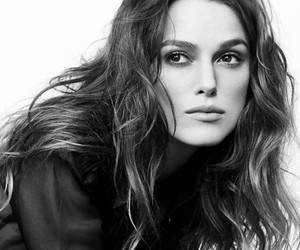beautiful and keira knightley image