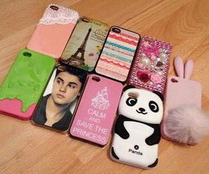 panda and pink image