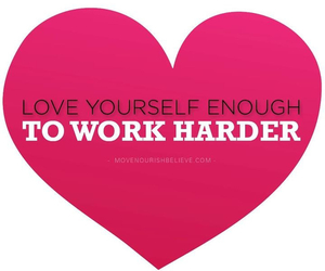 quote, workout, and motivation image