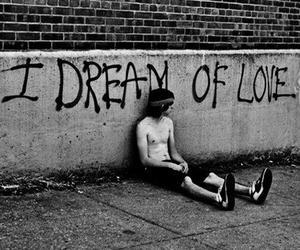 love, boy, and Dream image