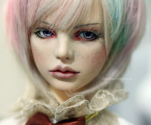 cute, doll, and bjd image