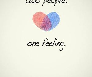 love, feeling, and heart image
