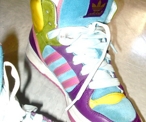 80s, adidas, and sneakers image