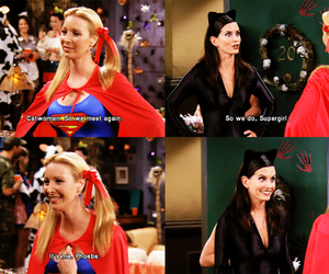 friends, phoebe, and monica image