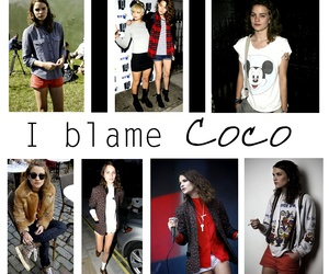 fashion, hipster, and coco sumner image