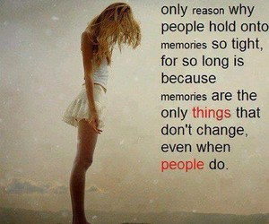 memories, quote, and people image