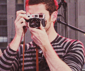 camera, coldplay, and photography image