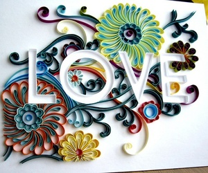 quilling, quills, and quilled image