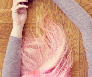 hair and pastels image