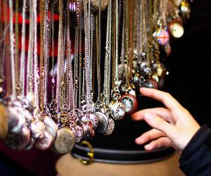 dress, fashion, and jewelry image