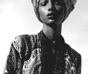 African, beautiful, and black image