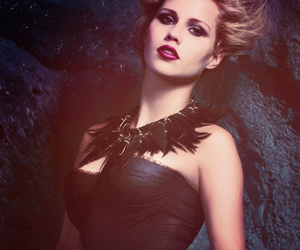 claire holt, rebekah, and tvd image