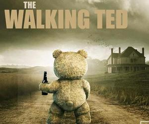TED, the walking dead, and the walking image