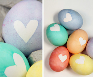 decor, eggs, and easter image