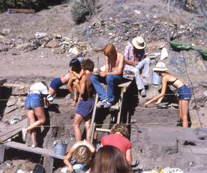 america, anthropology, and camp image