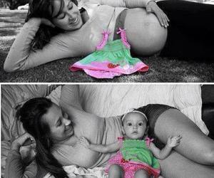 baby, bebes, and pregnancy image