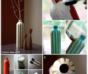 craft, diy, and recycling image