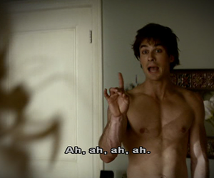Hottie, damon salvatore, and lmao image