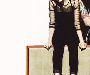 band, hair, and hayley williams image