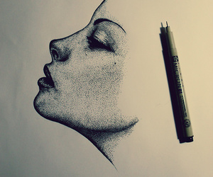 amazing, disegni, and face image