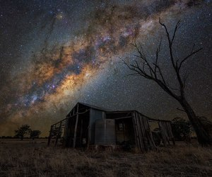 galaxy and sky image