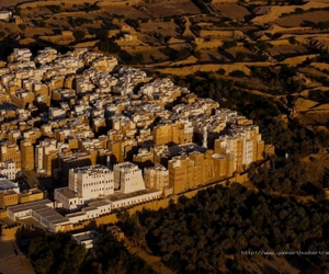 city, pictures from the sky, and Yann Arthus-Bertrand image