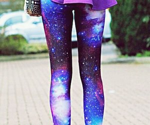 galaxy, purple, and shoes image