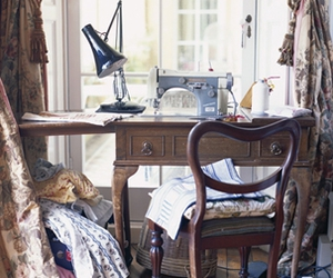 sewing and sewing machine image