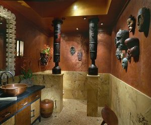africa, black, and decoration image