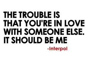 interpol, Lyrics, and quotes image