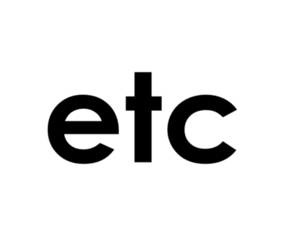 etc and typography image