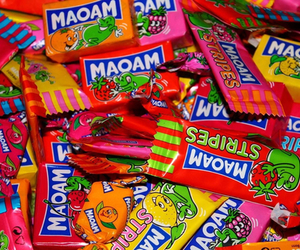 food, sweet, and maoam image