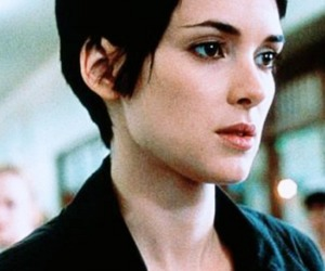 black hair, girl, and girl interrupted image
