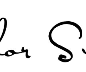 taylor swift font image