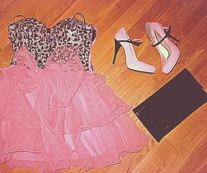 fashion, dress, and mini dress image