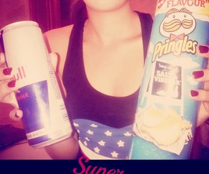 pringles, instagram, and cute image
