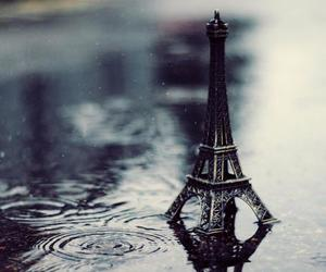 paris, rain, and photography image