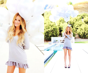 lauren conrad, fashion, and balloons image