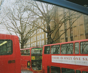 london and bus image