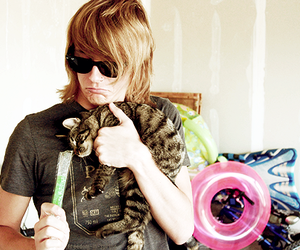 joel kanitz, this century, and cat image