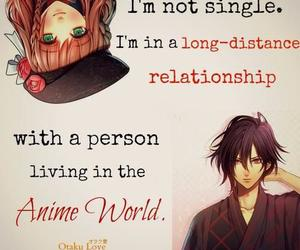anime, Otaku, and quotes image