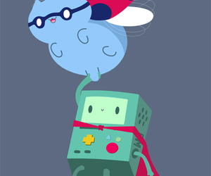 bmo, adventure time, and bravest warriors image