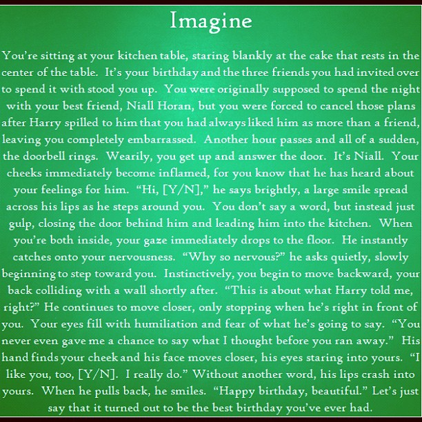 Instagram photo by @onedirectionimagine (onedirectionimagine