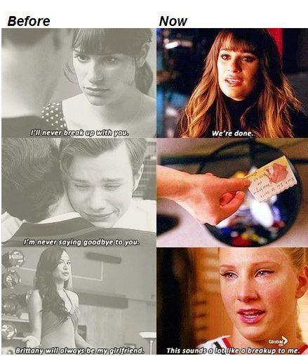 Image About Sad In Glee By Mia On We Heart It