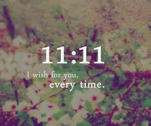 wish, 11:11, and you image