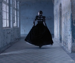 blue, dark, and Eugenio Recuenco image